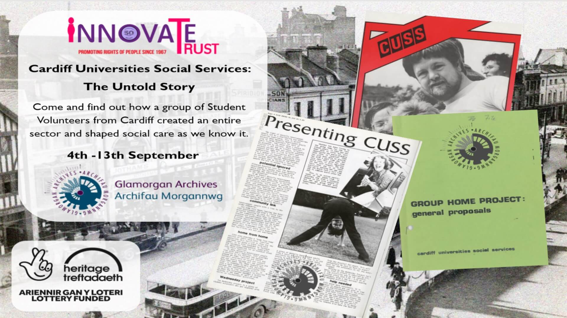 Cardiff Universities Social Services: The Untold Story