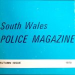 Getting to Know You: The launch of the South Wales Police magazine in 1970