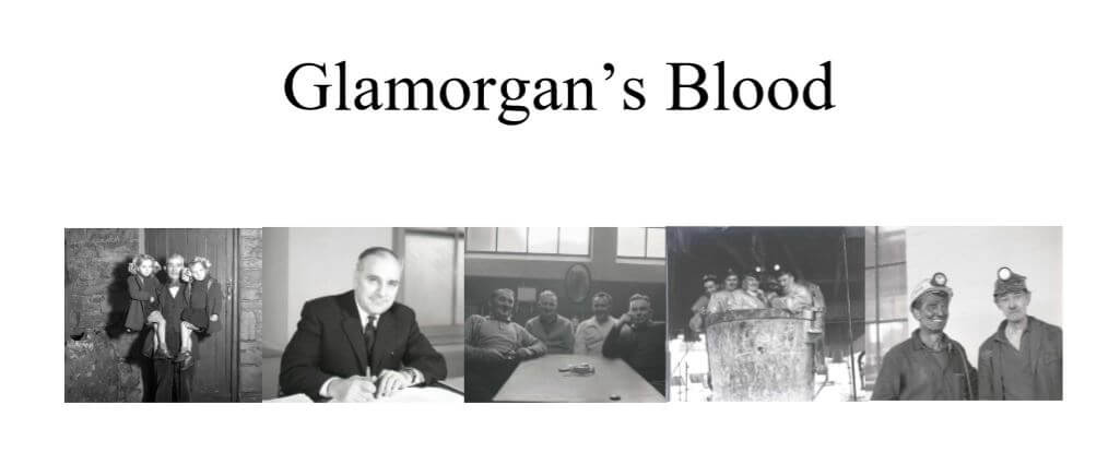 Exhibition: Glamorgan's Blood: Dark Arteries, Old Veins